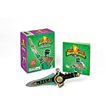 Mighty Morphin Power Rangers Dragon Dagger and Sticker Book: With Sound!