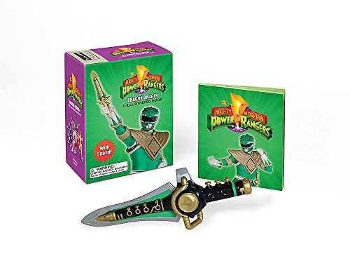Mighty Morphin Power Rangers Dragon Dagger and Sticker Book: With Sound! por Running Press