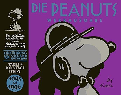 Peanuts Werkausgabe 23: 1995-1996