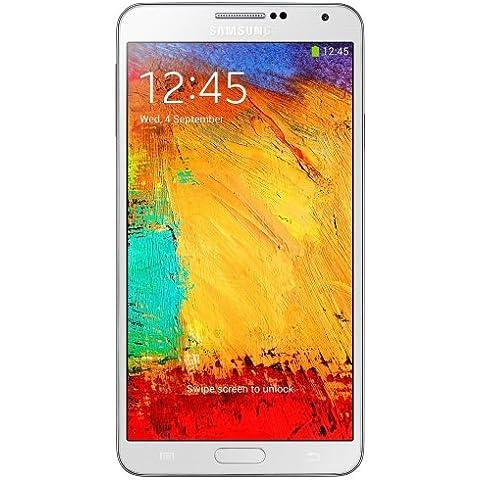 Samsung Galaxy Note 3 N9005 - Smartphone libre Android, blanco