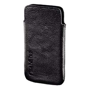 Flashstar Handytasche Ancona für Samsung GT-i9300 Galaxy S III (Leder) schwarz