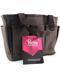 Periea Organiseur de sac à main grand modèle Marron 12 Compartiments - Nadia