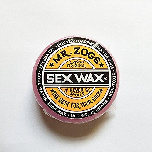 Mr Zogs SexWax Cire de Surf Originale Cool