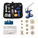 Uhrmacher Set Werkzeug Gehäuseschließer Gehäuseöffner Uhr Reparatur Uhrmacherwerkzeug (499pcs)
