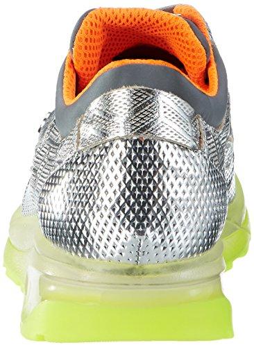 Bogner Damen New York 8b Sneaker Silber (argento)