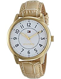 Tommy Hilfiger Analog White Dial Women's Watch-TH1781685J