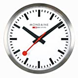Mondaine Wanduhr Official Railways Clock - 3