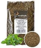 Minotaur Spices   Pfefferminzblätter geschnitten   2 X 500g (1 Kg)