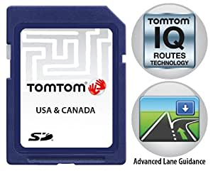 tomtom 9 sd cartes usa canada gps auto. Black Bedroom Furniture Sets. Home Design Ideas
