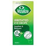 Vizulize soothing Irritated Eye Drops, 10ml
