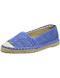 Buffalo Damen 327675 Cotton Espadrilles