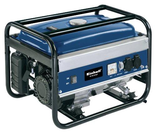 Einhell 4152420 generatore di corrente bt-pg 2000/2, 4000 w, 4 kw
