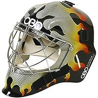 OBO FG flame–Casco para hockey