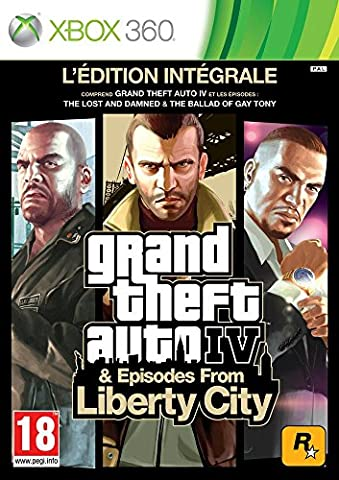 City Interactive - GTA IV : episodes from Liberty City