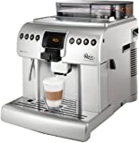 Saeco HD8930/01 Royal Kaffeevollautomat, 1400W, 15 Bar, 2,2l, Eco-Modus, silber