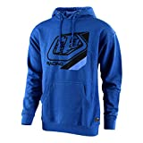 Troy Lee Designs Hoody Precision Blau Gr. M