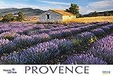 Provence - Kalender 2017 - mit Wandplaner - Korsch-Verlag - Panorama-Format - 58 x 39 cm