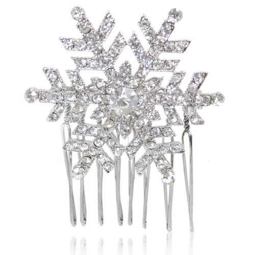 ever-faithr-austrian-crystal-winter-snowflake-hair-comb-clip-silver-tone-b00030-1