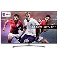 """49SK8100PLA 49"""" Smart 4K Ultra HD LCD Television in Silver"""