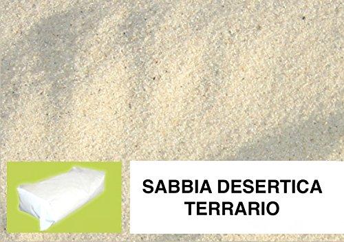 Q125kg Wüste und Soft High Qualität sand (Pet Reinigung) für Terrarium in natur beige/ocker Farbe.