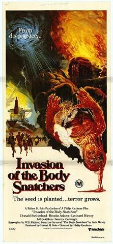 Invasion of the Body Snatchers Plakat Movie Poster (11 x 17 Inches - 28cm x 44cm) (1978) D (Brooke Adams Weihnachten)