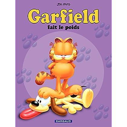 Garfield - tome 40 - Fait le poids