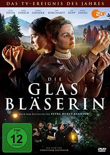 Die Glasbläserin -