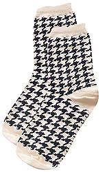 69th Avenue Mens Cotton Socks (Beige)