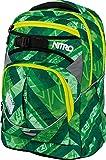 Nitro Snowboards Superhero Rucksack, Wicked Green, UNIC