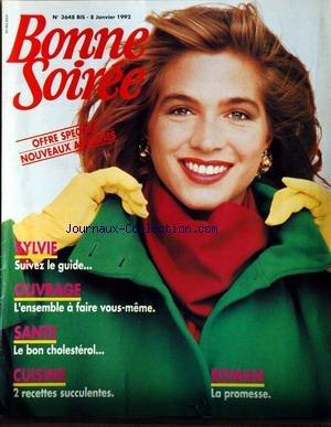 BONNE SOIREE [No 3648] du 08/01/1992