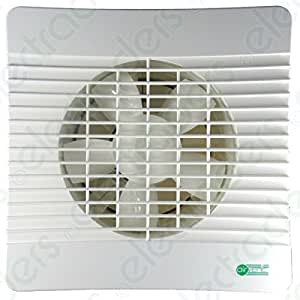 Airvent 435405 Low Profile Axial Extractor Fan ...