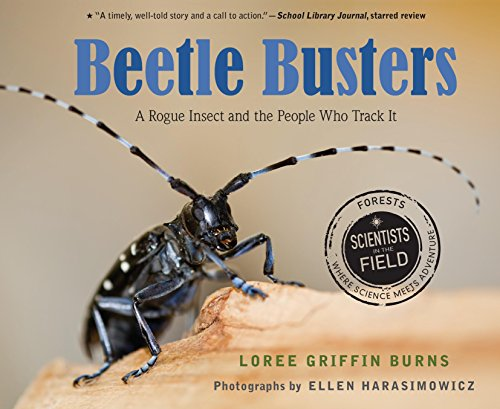 Beetle Busters (Scientists in the Field Series) (English Edition)