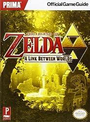 The Legend of Zelda: A Link Between Worlds: Prima Official Game Guide (Prima Official Game Guides) by Stratton, Stephen, Van Grier, Cory (2013) Taschenbuch
