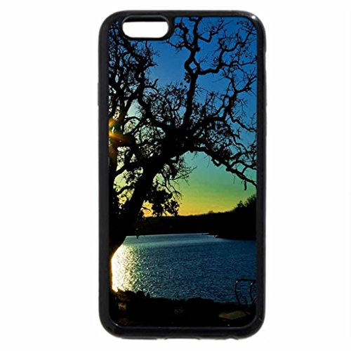 iPhone 6S / iPhone 6 Case (Black) Solar path