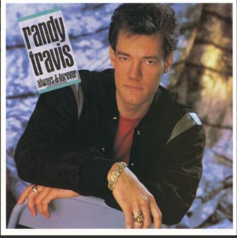 Always & Forever (Randy Travis-vinyl-records)