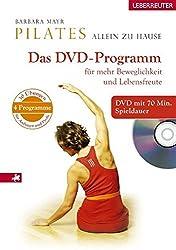Pilates allein zu Hause. Buch mit  DVD Programm