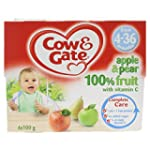 Cow & Gate Apple & Pear from 4-36 Mon...
