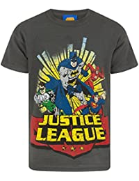 Justice League Comic Boy's T-Shirt