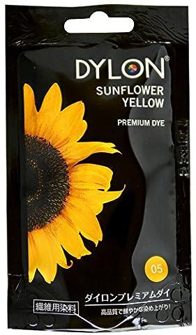 Dylon Hand Dye, Powder, Sunflower Yellow 50g