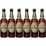 Trois Monts France Bière Blonde 690 cl - Pack de 6