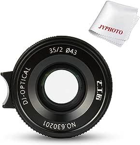 7artisans 35mm F2 0 Leica M Mount Manueller Fokus Kamera