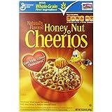 General Mills Honey Nut Cheerios 347Gm