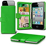i-Tronixs (Green 5 inch) case for Wileyfox Pro case cover