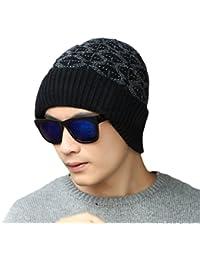 snfgoij Cappelli da Uomo Cappelli per Sci Parabrezza Cappelli per Pile  Invernali Ushanka Cappello da Caccia 138e39c5a337