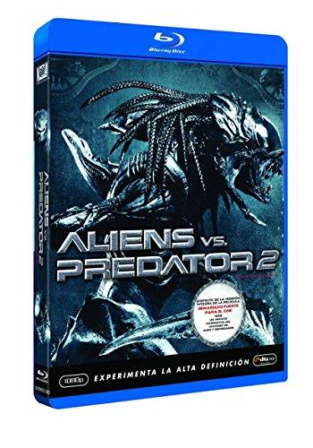 Aliens vs Predator 2 [Blu-ray] 51yu7ZZ6eTL