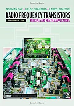 Radio Frequency Transistors: Principles and Practical Applications par [Dye, Norman]