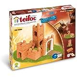 Teifoc TEI 3500  - Kit de construcción de pequeño castillo de piedra