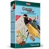 Padovan - Sabbia oceanica per Uccelli all'anice -depolverizzata e sterilizzata - 1 kg