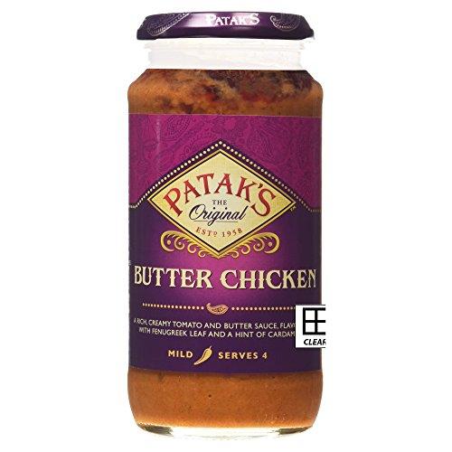 Pataks Original Butter Chicken Sauce 450g