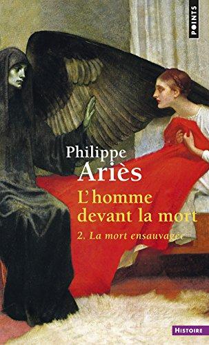 L'homme devant la mort, tome 2 par Philippe Aries